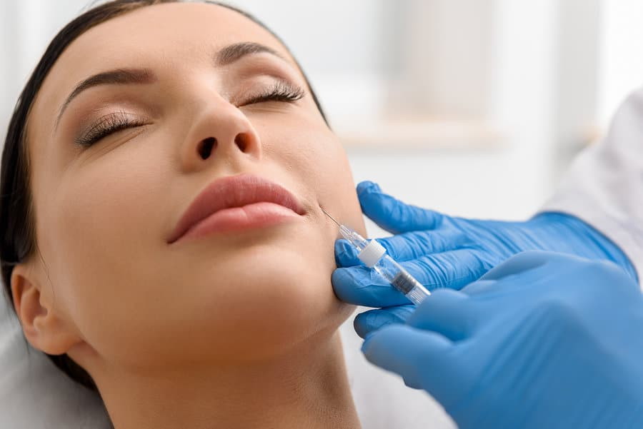 Filler For Laugh Lines, Smile Lines and Nasolabial Folds